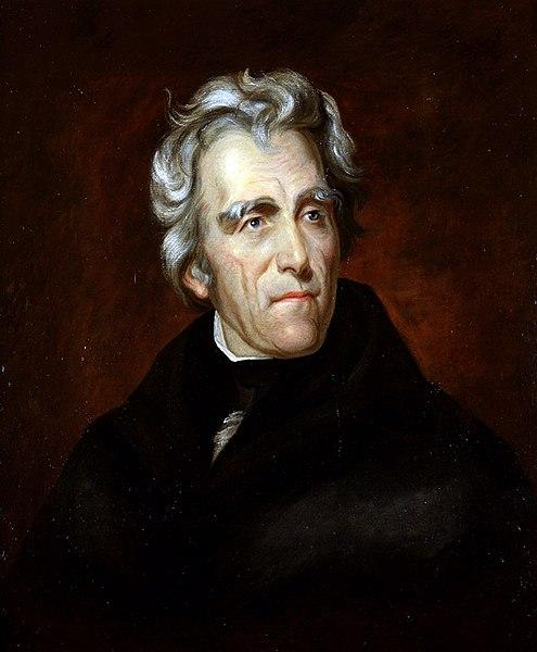 why andrew jackson is a villain