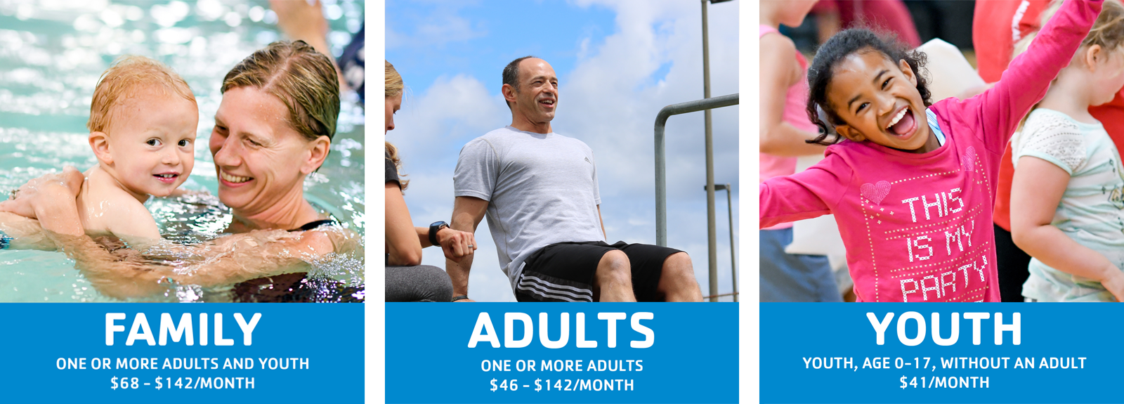 Array - membership rates  u003e ymca of pierce and kitsap counties  rh   ymcapkc org