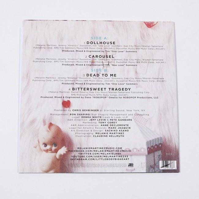Melaine Martinez - Dollhouse by Sally Chin - Infogram