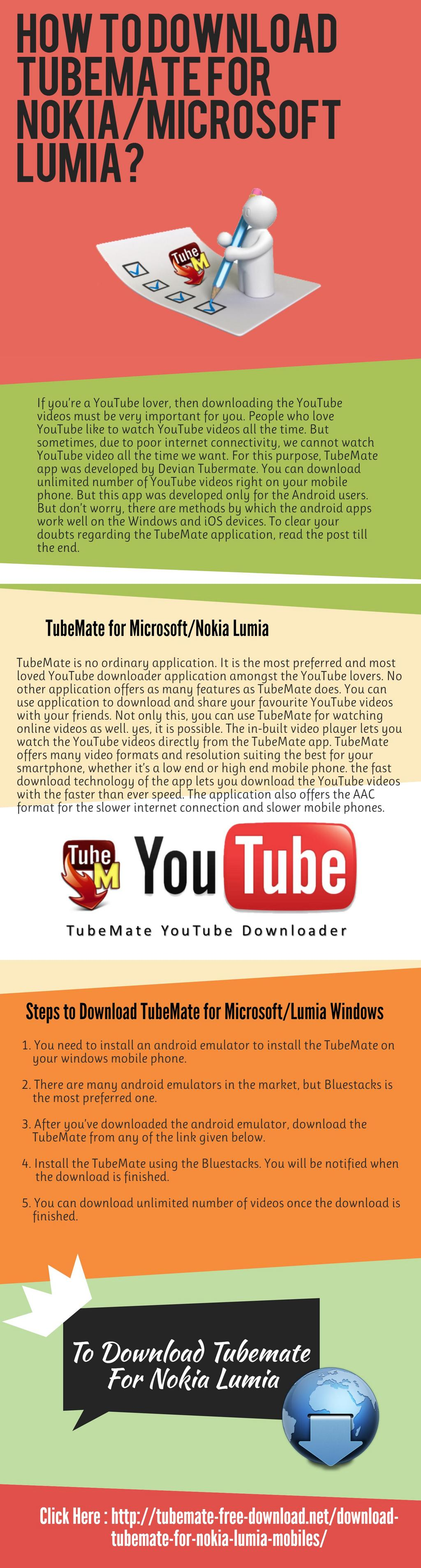 How to download tubemate for nokiamicrosoft lumia by wong thomas how to download tubemate for nokiamicrosoft lumia ccuart Images